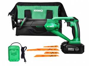 KIMO Cordless Reciprocating Saw