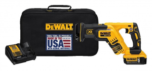 DEWALT DCS367P1 - Best Overall Dewalt Cordless Reciprocating Saw