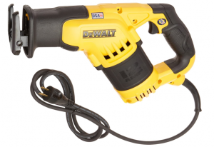 DEWALT 12 Amp Compact Corded Reciprocating Saw