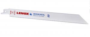 LENOX Bi-Metal 20487B818R - Best Power Blast Technology Sawzall Blades for Metal