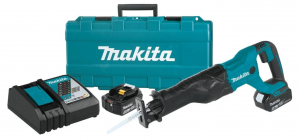 Makita XRJ04T 18V Cordless Reciprocating Saw