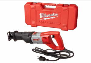 Milwaukee 6519-31 12 Amp Corded Reciprocating Saw