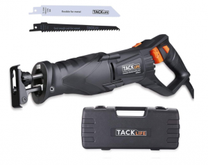 TACKLIFE 7 Amp Corded Reciprocating Saw