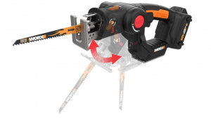 WORK WX550L - Best Overall Reciprocating Saw